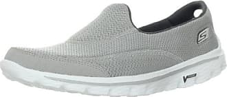 Skechers The Go, Baskets mode femme - Gris (Char), 36 EU (6 US)