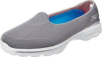 14046 - Chaussures de Tennis, Bleu (NVW), Taille 36Skechers