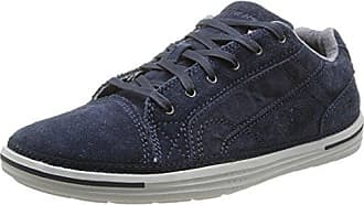 Landen Buford, Sneakers Basses homme, Bleu (Marine), 40 EU (6.5 UK)Skechers