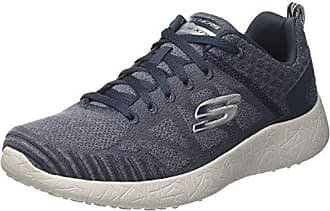 Landen Buford, Sneakers Basses homme, Bleu (Marine), 40 EU (6.5 UK)Skechers