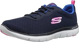 Skechers Empress-Splendid, Zapatillas para Mujer, Azul (Navy), 37 EU