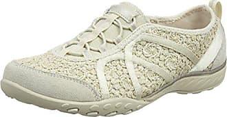 Skechersconversations - Chaussures Femmes, Couleur Beige, Taille 36 Eu