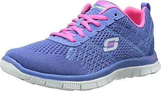 Chaussures Skechers Flex D'appel 2.0 De La Femme, Gris (gris / Corail), 35,5 Ue