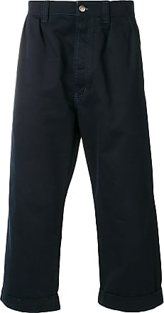 Winter Paul cropped trousers - Blue Soci 5YHw8MEe