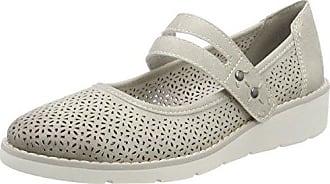 Softline 23660, Zapatillas para Mujer, Gris (Lt. Grey Comb 211), 39 EU