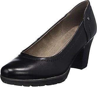 22260, Zapatos de Tacón para Mujer, Negro (Black), 39 EU Soft Line