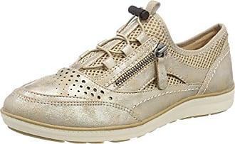 23664, Zapatillas para Mujer, Dorado (Pepper/Lt Gold), 37 EU Soft Line