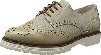 Softline 23662, Zapatillas para Mujer, Marrón (Flower Comb.), 42 EU
