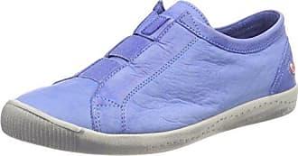 Isla Washed, Zapatillas para Mujer, Blau (Lavender Blue-562), 35 EU Softinos