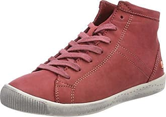 ICA388SOF Washed, Sneaker Donna, Beige (Taupe), 37 EU Softinos