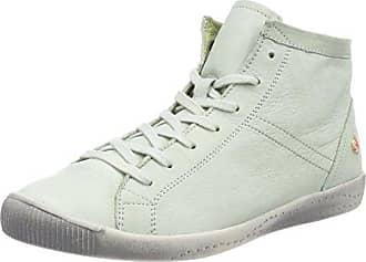 Dames Softinos Sneakers Isla Lavé - Bleu - 38 Eu Cuiatrkkm