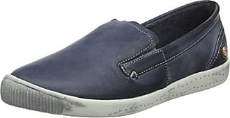 Softinos Tom Washed, Zapatillas para Hombre, Blau (Navy 534), 40 EU