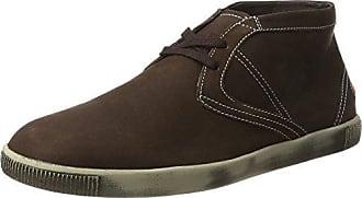 Softinos Isleen Washed Leather, Baskets Hautes Femme, Braun (Brick), 40 EU