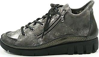 7-01-15 Schuhe Damen Halbschuhe Sneaker Schnürschuhe, Schuhgröße:37;Farbe:Blau Softwaves