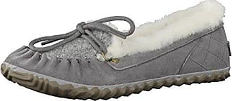 Sorel OUT N About Slipper Grau, Damen EU 40 - Farbe Quarry-Fawn %SALE 40% Damen Quarry - Fawn, Größe 40 - Grau