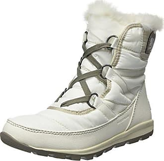 Sorel Cozy 1964, Zapatillas Altas para Mujer, Blanco (Sea Salt, Elk 125Sea Salt, Elk 125), 36.5 EU