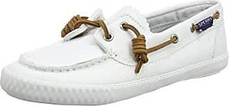Top-Sider Damen Sayel Away Washed Low-Top, Weiß (White), 40 1/2 EU Sperry Top-Sider