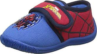 Spiderman SP003213, Zapatillas Nios, Rojo (L.Grey/H.Red/Black 638), 30 EU