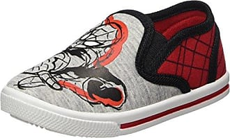 Spiderman Sp003213, Zapatillas Nios, Rojo (l.grey / H.red / Noir 638), 33 Eu