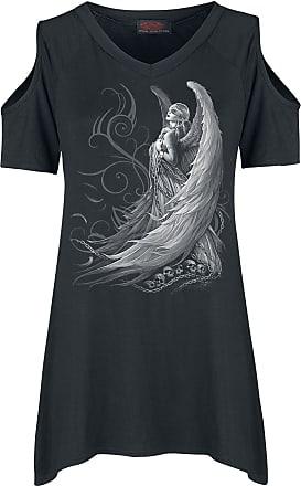 Spiral Captive Spirits Camiseta Mujer Negro VhUD4V5S0
