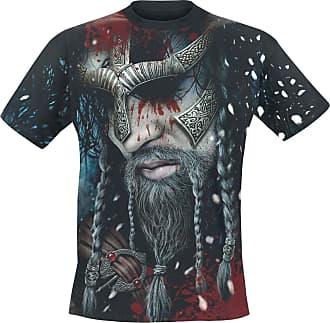Death Ribs Camiseta Tirantes Negro Spiral 9Vd1I