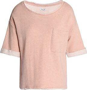 100% Guaranteed Cheap Online Cheap Pre Order Splendid Woman Mélange Cotton-terry T-shirt Peach Size L Splendid Zxicp