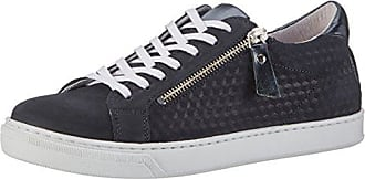 Santander Sneaker, Zapatillas para Mujer, Azul (Navy Combi), 40 EU SPM