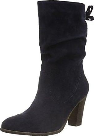 SPM Nano Ankle Boot, Zapatillas de Estar por Casa para Mujer, Negro, 41 EU