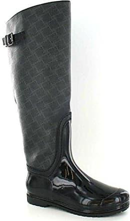 Spot On , Damen Gummistiefel , Schwarz - schwarz - Größe: 37.5