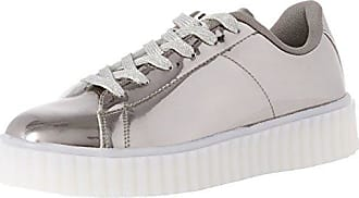 F80189 - Sneakers Basses - Sneakers Basses - Femme - Blanc (Blanc) - 39 (Taille Fabricant: 6)Spot On OYbvNkS
