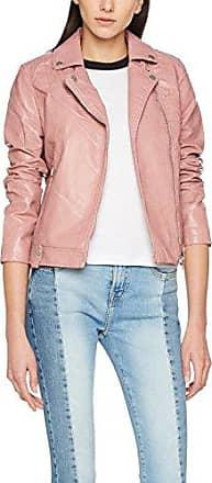 Springfield 8272603, Chaqueta para Mujer, Rosa (Pink), 36 (Tamaño del Fabricante:36)