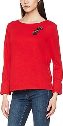 Cecil 300322, Sudadera para Mujer, Rojo (Flame Red 20984), Large