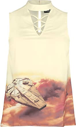 Star Wars Solo: A Star Wars Story - Falcon Cloud Flight Top Mujer multicolor kyI1Gxy8A