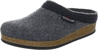Stegmann 108, Unisex-Erwachsene Pantoffeln, Grün (green 8810), 45 EU (10.5 Erwachsene UK)