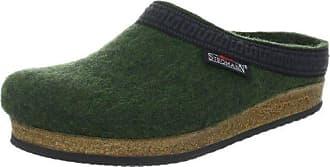 Stegmann 108, Unisex-Erwachsene Pantoffeln, Rot (dark cherry 8820), 41 EU (7.5 Erwachsene UK)