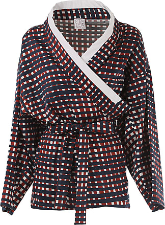 Womens Clothing On Sale, Brick Red, polyester, 2017, 26 Stella Jean