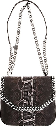 Stella McCartney Shoulder Bag for Women On Sale, Black, polyurethane, 2017, one size