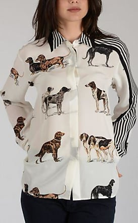 Shirt for Women On Sale, Black, Silk, 2017, 12 22 24 26 28 6 Stella McCartney