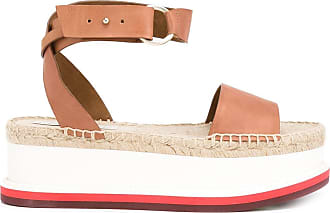 Sandals for Women On Sale in Outlet, Shell Beige, Eco Leather, 2017, 3.5 Stella McCartney