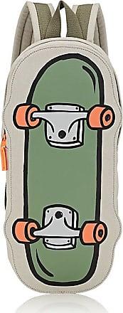Stella Mccartney Enfants Sac À Dos De Toile Planche À Roulettes Graphique Rabais Pas Cher En Ligne La Qualité D'expédition Bas Prix Gratuit iWyuy
