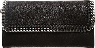 Wallet for Women On Sale, Black, Eco Leather, 2017, One size Stella McCartney