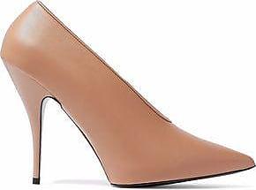 Stella Mccartney Woman Faux Patent-leather Pumps Black Size 36.5 Stella McCartney LFFBpY