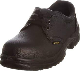 Sterling Safetywear Work Site ss604sm size 5, Herren Sicherheitsschuhe, schwarz, 39 EU/5 UK