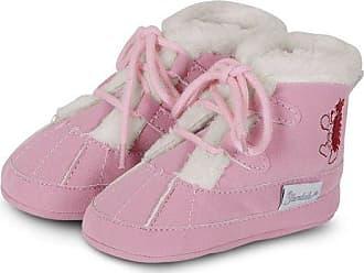 Sterntaler 55272 Winter Babyschuhe (21/22, 700 rosa)