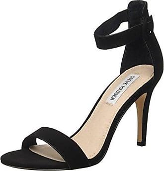 Dynomite Pump, Zapatos de Tacón con Punta Cerrada para Mujer, Negro (Black 01001), 39 EU Steve Madden