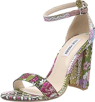 Carrson (Fabric), Sandales Bride Cheville Femme, Multicolore (Bright Multi 16004), 39 EUSteve Madden