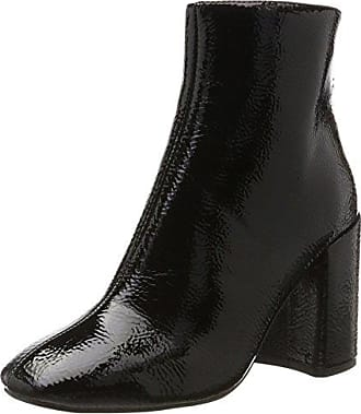 Steve Madden Flaknei Ankleboot, Botas para Mujer, Negro (Black 01001), 37 EU
