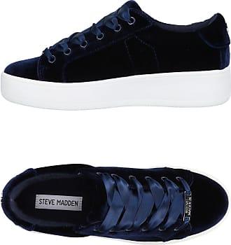 Greyla Sneaker, Sneakers Basses Femme, Noir (Black), 36 EUSteve Madden