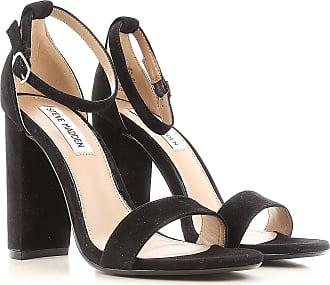 Sandales Pour Les Femmes En Vente, Noir, Tissu, 2017, 37 38 39 40 40 38,5 Steve Madden