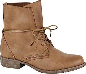 Damen Schuhe Schnürstiefeletten Leicht Gefütterte Stiefeletten Metallic 147547 Blau Grau Autol 39 Flandell 5yww9pOJH